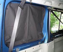 applications aimants rideau de voiture. Black Bedroom Furniture Sets. Home Design Ideas