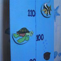 Toise de mesure pour enfant avec peinture magnétique