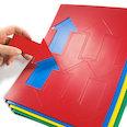 Pour tableaux blancs & tableaux de planning, 8 symboles par feuille A4, dans différentes couleurs