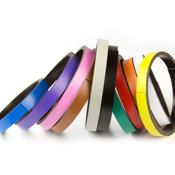 bande magn tique de couleur pour y crire largeur 10 mm. Black Bedroom Furniture Sets. Home Design Ideas