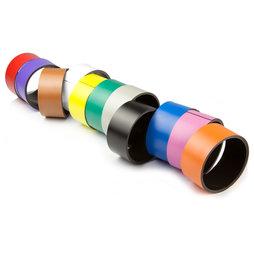 bande magn tique de couleur pour y crire largeur 40 mm. Black Bedroom Furniture Sets. Home Design Ideas