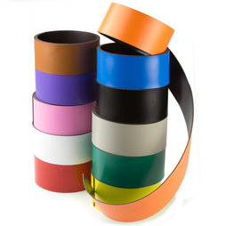 MT-40, Coloured magnetic tape 40 mm, for labelling and cutting, rolls of 1 m