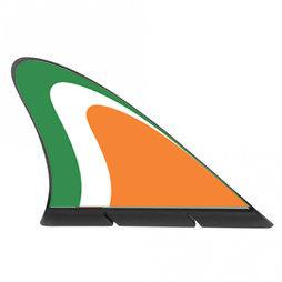 M-42/irl, Fanvin landvlag, magneetvlag voor de auto, Ierland