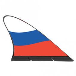 M-42/rus, Fanvin landvlag, magneetvlag voor de auto, Rusland