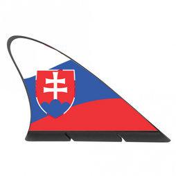 M-42/svk, Fanvin landvlag, magneetvlag voor de auto, Slowakije