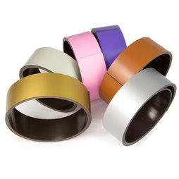 bande magn tique de couleur pour y crire 30 mm de large. Black Bedroom Furniture Sets. Home Design Ideas
