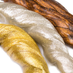M-PUTTY-METALLIC, Silly Putty Metallic, metallic sparkling, different colours, not magnetic!