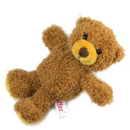 LIV-95/teddy, Magnetische pluchediertjes, teddybeer, met ingenaaide magneten