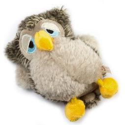 LIV-95/owl, Hibou magnétique, avec aimant cousu
