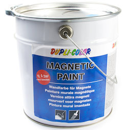 M-MP-4000, Magnetic paint XL, 4 litre paint, for an area of 8-12 m²