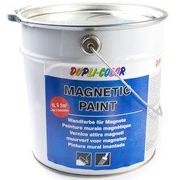 M-MP-4000, Peinture magnétique XL, 4 litres de peinture, pour une surface de 8 à 12 m²