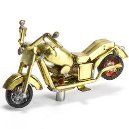 MCAR-01/motorbike, MadagasCAR, mini-veicoli da vecchi barattoli di latta, motocicletta