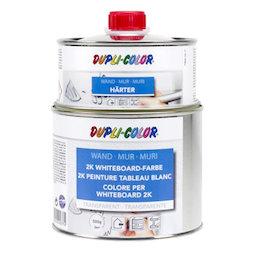 M-WP-500/clear, Peinture à tableau blanc S 500 ml, pour une surface de 3 m², transparente, non magnétique !