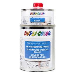 M-WP-1000/clear, Peinture à tableau blanc L 1 litre, pour une surface de 6 m², transparente, non magnétique !