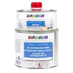 M-WP-500/white, Whiteboardverf S 500 ml, voor een oppervlakte van 3 m², wit, niet magnetisch!