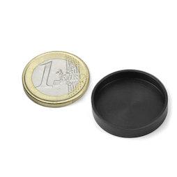 PAR-26, Tapas de goma Ø 26 mm, Para proteger superficies