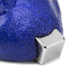 M-PUTTY-FERRO/blue, Intelligent putty magnetisch, ferromagnetische klei, blauw, levering zonder magneet