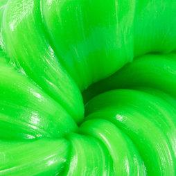 M-PUTTY-MINI/ngreen, Pasta modellabile intelligente 'Mini', in piccoli contenitori, verde fluorescente, non magnetico!