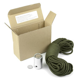 M-23, Schatgraver-magneet, bergingsmagneet, met 15 m nylon touw