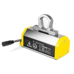 WS-LHM-500, Elevador magnético MaxX 500, carga máxima de 500 kg, para material redondo y plano, factor de seguridad 3:1