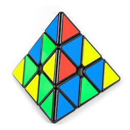 TG-CUBE-03, Pirámide mágica Pyraminx, cubo mágico magnético, Bell Pyraminx de QiYi