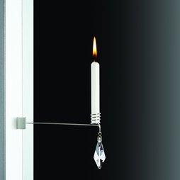 MON-01, Monolux, magnetische kaarsenhouder, in cadeauverpakking