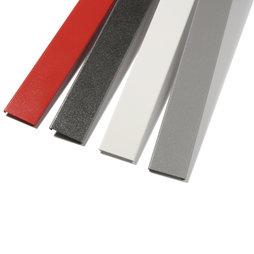 barre magn tique blanche 80 x 3 cm support d 39 adh rence. Black Bedroom Furniture Sets. Home Design Ideas