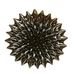 M-FER-10, Ferrofluid 10 ml, magnetische Flüssigkeit für Experimente, in PET-Fläschchen mit Pipette