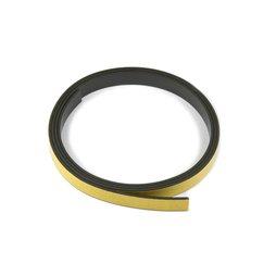 MT-10-STIC/01m, Magneettape ferriet 10 mm, zelfklevend magneetband, rol à 1 m