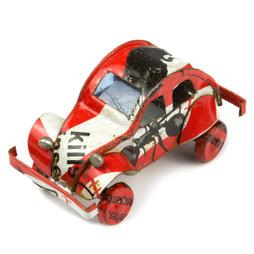 MCAR-01/car, MadagasCAR, Mini-Fahrzeuge aus alten Blechdosen, Auto