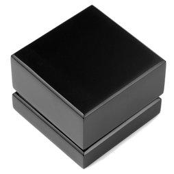 DLD-01/black, DIALEV, kit pour expérience de lévitation, avec plaquette de graphite lévitante diamagnétique, noir