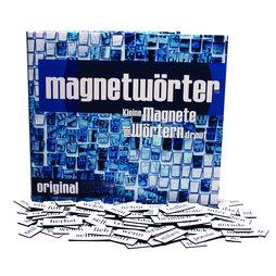 LIV-47/ger, Parole magnetiche, parole, sillabe e segni di punteggiatura, 510 pezzi, tedesco