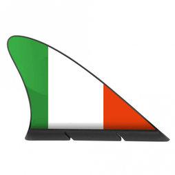 M-42/ita, Fanvin landvlag, magneetvlag voor de auto, Italië