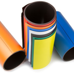 MT-150, Bande magnétique couleur 150 mm, pour y écrire et pour découper, rouleaux d'1 m