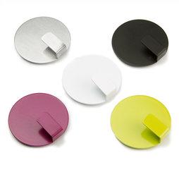 LIV-61, Magneethaken Solid, stijlvolle magnetische haken, set van 4