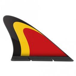 M-42/bel, Fanvin landvlag, magneetvlag voor de auto, België