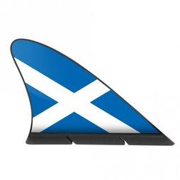 M-42/sct, Fanvin landvlag, magneetvlag voor de auto, Schotland