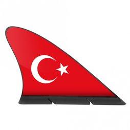 M-42/tur, Fanvin landvlag, magneetvlag voor de auto, Turkije