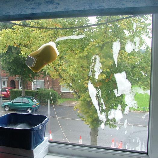 Applications aimants nettoyer les vitres for Technique pour nettoyer les vitres
