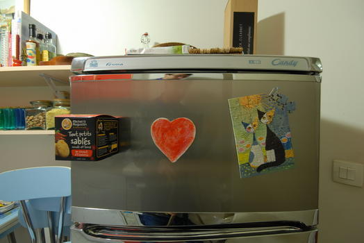 applications aimants fabriquer un puzzle magn tique pour frigo. Black Bedroom Furniture Sets. Home Design Ideas