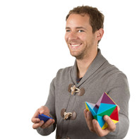 Cube Tangram